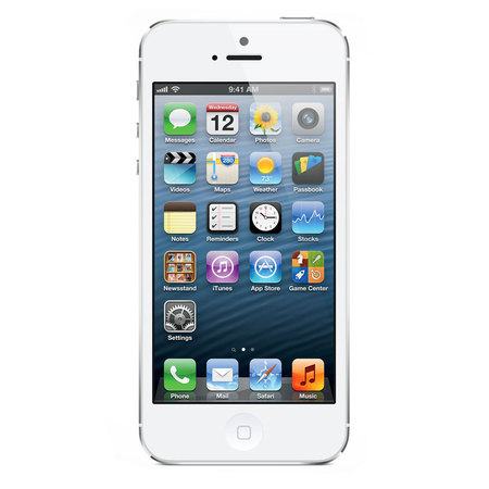 Apple iPhone 5 16Gb white - Магадан